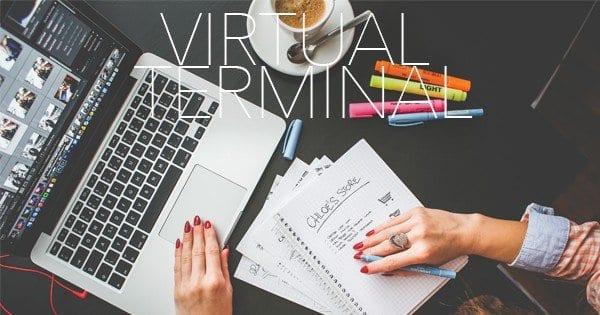 Virtual-terminal