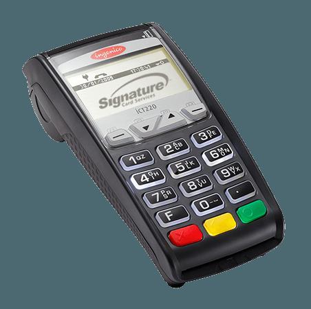 Ingenico ICT 220 :250-1