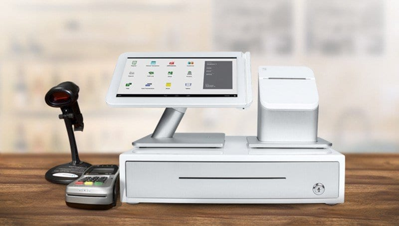 Clover Pos Touchscreen Point Of Sale System For Business