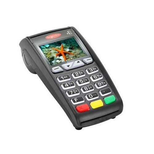 ingenico ict250 credit card terminal