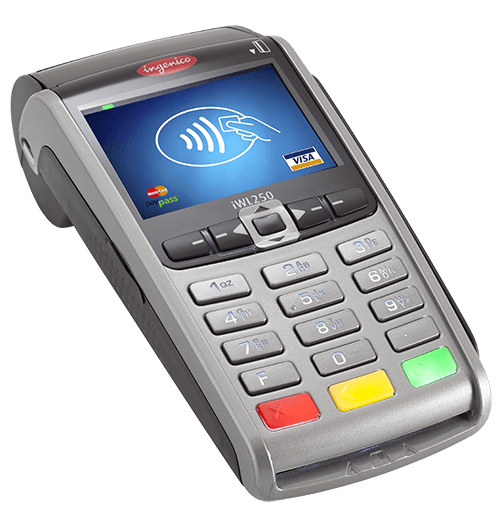 Ingenico iWL255 wireless credit card machine