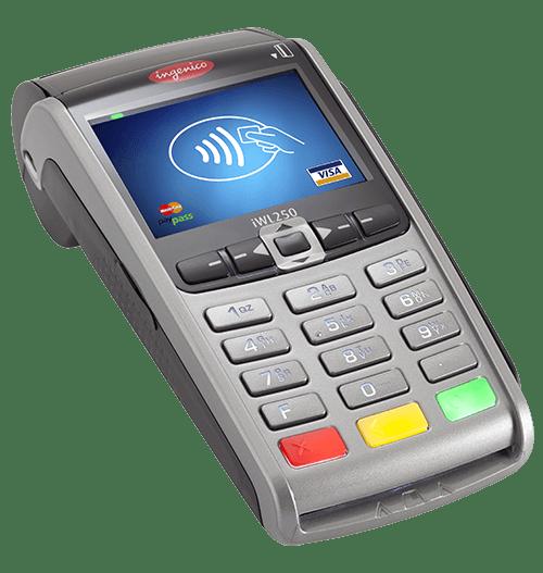 Ingenico iWL255 wireless credit card machine