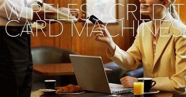 wireless credit card machines