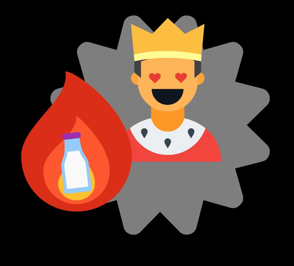 milk-on-fire