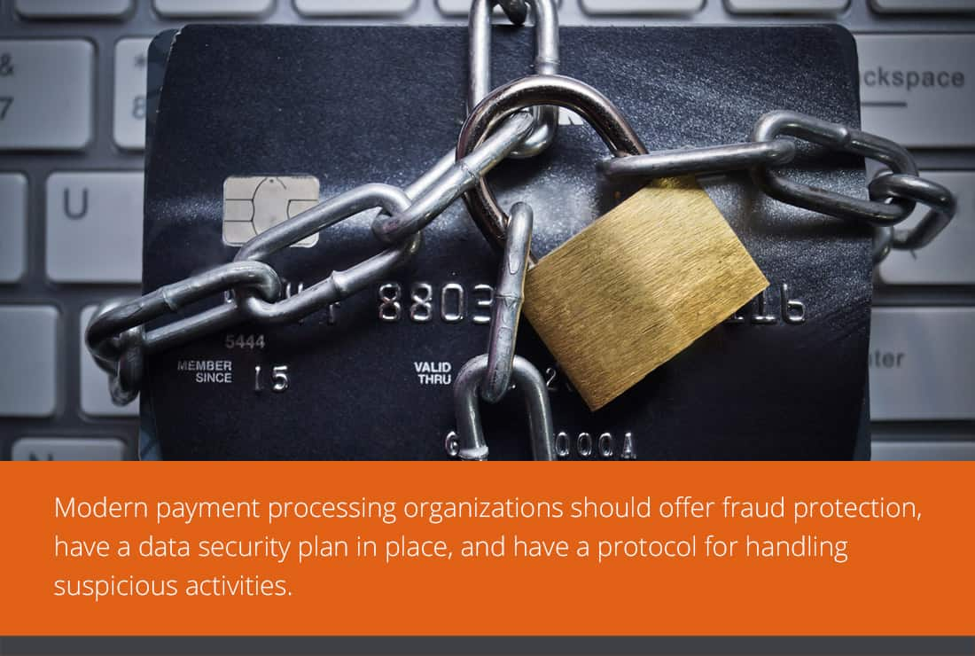 Lock on Credit Card