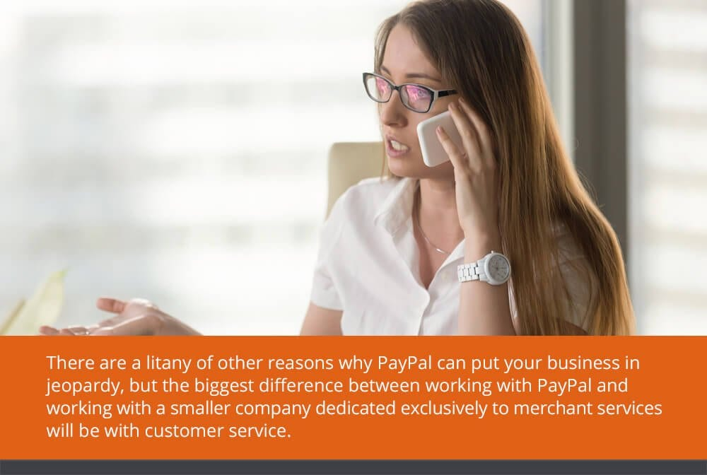 The Risks of Receiving Payments Through PayPal