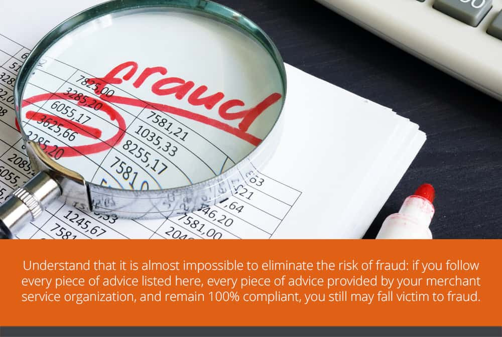 Payment Processing Security and Fraud Protection