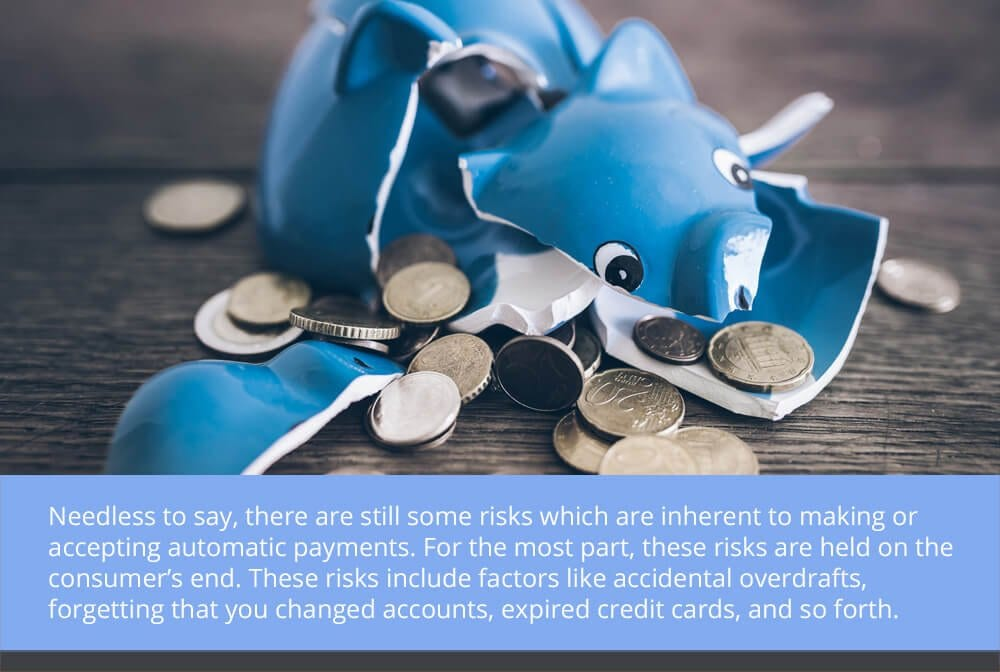 Small Businesses Incur Some Risks with Automatic Payments